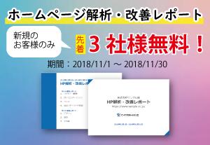 岩手県盛岡市 ホームページ解析・改善SEOレポート